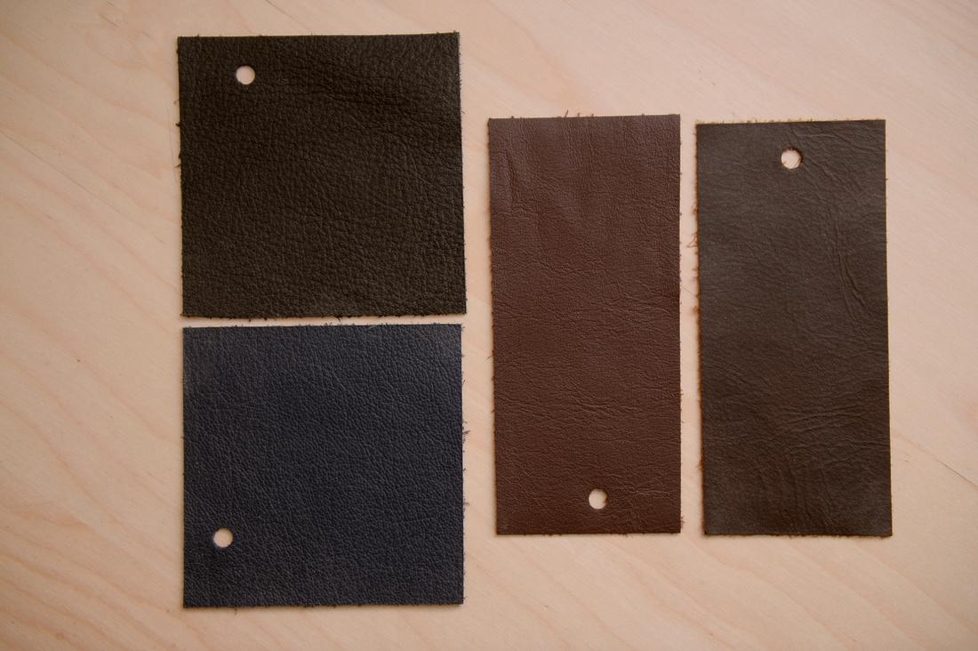 leather craftsmen album swatches